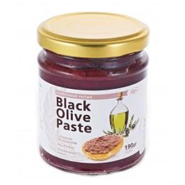 Černá olivová pasta 135g