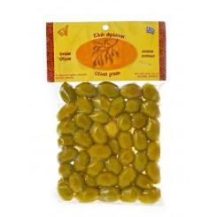 Řecké olivy zelené 250g