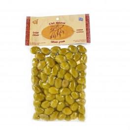 Řecké olivy zelené 500g