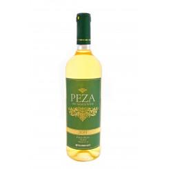 Bílé suché víno Peza