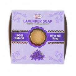 Olivové mýdlo s levandulí 150g