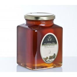 Řecký med divoce rostoucí tymián a byliny 400g