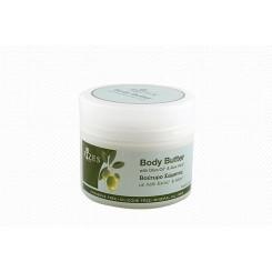 Tělové máslo olivové s Aloe vera