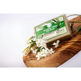 Jasmínové olivové mýdlo 100g