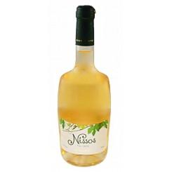 Bílé suché víno Nissos 2014