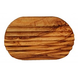 Podložka na mýdlo z olivového dřeva