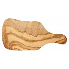 Krájecí kuchyňské prkénko z olivového dřeva 32 cm