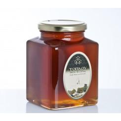 Řecký med divoce rostoucí tymián a byliny 800g