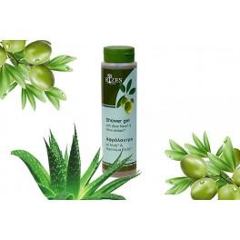 Rizes sprchový gel s Aloe vera a olivovým extraktem 250ml