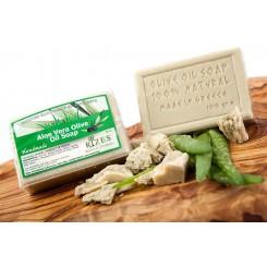 Mýdlo olivové s aloe vera 50g