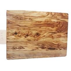 Prkénko rovné z olivového dřeva