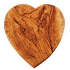 Prkénko ve tvaru srdce
