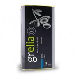Extra panenský olivový olej Grelia 0,3% 3L